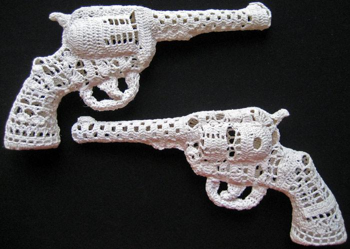 Crochet Art : Inger Carina?s Crochet Art GJ Project
